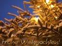 Frohe Weihnachten!    Dieses Motiv wurde am 17. Dezember 2010 in die Kategorie Weihnachtskarten eingefügt.