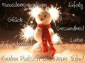 Guten Rutsch ins Neue Jahr  Erfolg, Glück  Gesundheit, Liebe  Zufriedenheit  Minustemperaturen