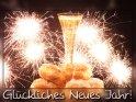Glückliches Neues Jahr!    Dieses Motiv finden Sie seit dem 31. Dezember 2010 in der Kategorie Silvester & Neujahrskarten.