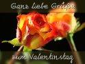 Ganz Liebe Grüße Zum Valentinstag