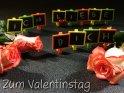 Zum Valentinstag: Ich liebe Dich    Dieses Kartenmotiv ist seit dem 29. Januar 2011 in der Kategorie Valentinstag.