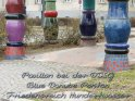 Pavillon bei der DDSG Blue Danube Ponton  Friedensreich Hundertwasser