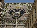 Dach vom Stephansdom