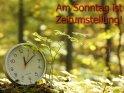 Am Sonntag ist Zeitumstellung!    Dieses Motiv findet sich seit dem 25. Oktober 2011 in der Kategorie Zeitumstellung.