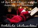 Ich freu mich schon so auf das Auspacken der Geschenke!  Fröhliche Weihnachten!    Dieses Kartenmotiv ist seit dem 21. Dezember 2011 in der Kategorie Lustige Advents & Weihnachtskarten.