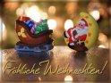 Fröhliche Weihnachten!    Dieses Motiv findet sich seit dem 20. Dezember 2011 in der Kategorie Weihnachtskarten.