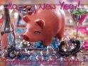 Happy New Year!  Frohes Neues Jahr!    Dieses Motiv finden Sie seit dem 30. Dezember 2011 in der Kategorie Silvester & Neujahrskarten.