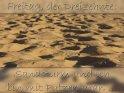 Freitag, der Dreizehnte:  Sandsturm und ich bin mit Putzen dran ...    Dieses Motiv finden Sie seit dem 13. Oktober 2017 in der Kategorie Freitag der 13..