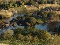 Der Nil, südlich von Assuan