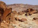 Dieses Motiv befindet sich seit dem 31. August 2012 in der Kategorie Twyfelfontein in Namibia.