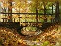 Einen wunderschönen Herbsttag!    Dieses Kartenmotiv ist seit dem 27. Oktober 2012 in der Kategorie Herbstkarten.