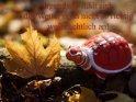Irgendwie fühlt sich das Wetter noch nicht so richtig weihnachtlich an!    Dieses Motiv findet sich seit dem 23. November 2012 in der Kategorie Adventskarten.