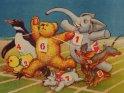 Wettrennen der Tiere von Arthur Thiele (1860-1936)