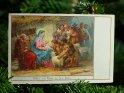 Ehre sei Gott in der Höhe    Dieses Motiv befindet sich seit dem 30. November 2012 in der Kategorie Antike Weihnachtskarten.
