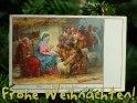 Frohe Weihnachten!    Dieses Motiv finden Sie seit dem 30. November 2012 in der Kategorie Antike Weihnachtskarten.