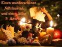 Einen wunderschönen Nikolaustag und einen tollen 2. Advent!    Dieses Kartenmotiv ist seit dem 04. Dezember 2012 in der Kategorie Nikolaustag.
