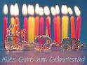 Alles Gute zum Geburtstag!    Dieses Motiv befindet sich seit dem 20. Februar 2013 in der Kategorie Geburtstagskarten für Kinder.
