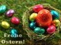 Frohe Ostern!    Dieses Motiv wurde am 28. März 2013 in die Kategorie Osterkarten eingefügt.