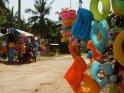 Badezubehoer für die Touristen