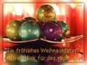 Ein fröhliches Weihnachtsfest und viel Glück für das neue Jahr!    Dieses Kartenmotiv ist seit dem 21. Dezember 2013 in der Kategorie Weihnachtskarten.
