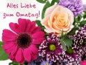 Alles Liebe zum Omatag!    (In Deutschland ist immer am 2. Sonntag im Oktober Omatag!)
