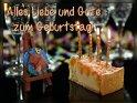Sternzeichen Stier:  Alles Liebe und Gute zum Geburtstag!  Hinweis: in den jeweiligen Randbereichen hängt das Sternzeichen auch von der Uhrzeit sowie dem Jahr (wegen Schaltjahren etc.) der Geburt ab. Vom 22.4. bis zum 19.5. ist es aber praktisch immer das Sternzeichen Stier.