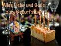 Sternzeichen Jungfrau:  Alles Liebe und Gute zum Geburtstag!  Hinweis: in den jeweiligen Randbereichen hängt das Sternzeichen auch von der Uhrzeit sowie dem Jahr (wegen Schaltjahren etc.) der Geburt ab. Vom 25.8. bis zum 21.9. ist es aber praktisch immer das Sternzeichen Jungfrau.