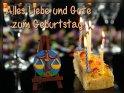 Sternzeichen Waage:  Alles Liebe und Gute zum Geburtstag!  Hinweis: in den jeweiligen Randbereichen hängt das Sternzeichen auch von der Uhrzeit sowie dem Jahr (wegen Schaltjahren etc.) der Geburt ab. Vom 24.9. bis zum 22.10. ist es aber praktisch immer das Sternzeichen Waage.