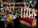 Sternzeichen Löwe:  Alles Liebe und Gute zum Geburtstag!  Hinweis: in den jeweiligen Randbereichen hängt das Sternzeichen auch von der Uhrzeit sowie dem Jahr (wegen Schaltjahren etc.) der Geburt ab. Vom 24.7. bis zum 21.8. ist es aber praktisch immer das Sternzeichen Löwe.