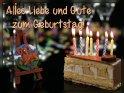 Sternzeichen Widder:  Alles Liebe und Gute zum Geburtstag!  Hinweis: in den jeweiligen Randbereichen hängt das Sternzeichen auch von der Uhrzeit sowie dem Jahr (wegen Schaltjahren etc.) der Geburt ab. Vom 22.3. bis zum 18.4. ist es aber praktisch immer das Sternzeichen Widder.