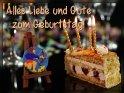 Sternzeichen Schütze:  Alles Liebe und Gute zum Geburtstag!  Hinweis: in den jeweiligen Randbereichen hängt das Sternzeichen auch von der Uhrzeit sowie dem Jahr (wegen Schaltjahren etc.) der Geburt ab. Vom 24.11. bis zum 20.12. ist es aber praktisch immer das Sternzeichen Schütze.