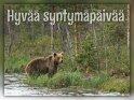 Hyvää syntymäpäivää    Dieses Motiv ist am 30.05.2020 neu in die Kategorie Geburtstagsgrüße (versch. Sprachen) - Finnisch aufgenommen worden.