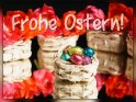 Frohe Ostern!    Dieses Motiv befindet sich seit dem 25. März 2016 in der Kategorie Osterkarten.