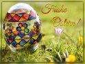 Frohe Ostern!    Aus der Kategorie Osterkarten