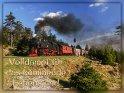 Volldampf für das kommende Lebensjahr!    Aus der Kategorie Geburtstagskarten für Eisenbahner