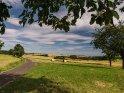 Sommerliche Landschaft im Naturpark Meißner-Kaufunger Wald