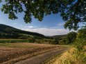 Das Wesertal zum Herbstanfang