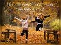Herbstlichen Glückwunsch zum Geburtstag!    Aus der Kategorie Geburtstagskarten