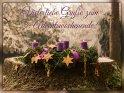 Viele liebe Grüße zum 3. Adventswochenende!    Dieses Motiv ist am 16.12.2017 neu in die Kategorie Adventskarten aufgenommen worden.