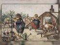 Antike Postkarte mit einem Motiv von Arthur Thiele (1860-1936)    Dieses Motiv finden Sie seit dem 25. März 2016 in der Kategorie Antike Osterkarten.