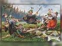 Antike Postkarte mit einem Motiv von Arthur Thiele (1860-1936)    Dieses Motiv ist am 01.10.2016 neu in die Kategorie Weitere antike Postkarten aufgenommen worden.