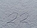 22    Dieses Motiv ist am 22.01.2017 neu in die Kategorie Zahlen aufgenommen worden.