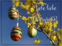 Viele liebe Ostergrüße!    Aus der Kategorie Osterkarten