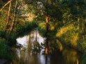 Der Fluss Leine kurz hinter Heilbad Heiligenstadt