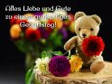 Alles Liebe und Gute zu einem großartigen Geburtstag!    Aus der Kategorie Geburtstagskarten für Blumenliebhaber