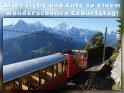 Alles Liebe und Gute zu einem wunderschönen Geburtstag!    Aus der Kategorie Geburtstagskarten für Eisenbahner