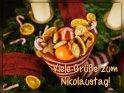 Viele Grüße zum Nikolaustag!    Dieses Motiv ist am 06.12.2017 neu in die Kategorie Nikolaustag aufgenommen worden.