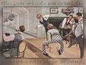 Alles Liebe und Gute zum Geburtstag!  Und natürlich viel Erfolg für die Zukunft!    Antike Postkarte mit einem Motiv von Arthur Thiele (1860-1936)