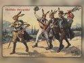 Herzliche Ostergrüße!    Antike Postkarte mit einem Motiv von Arthur Thiele (1860-1936)