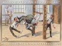 Alles Gute zum Geburtstag!  Mit Schwung ins neue Lebensjahr!    Antike Postkarte mit einem Motiv von Arthur Thiele (1860-1936)